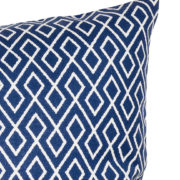 H&M Patterned Pillow Cover Detail
